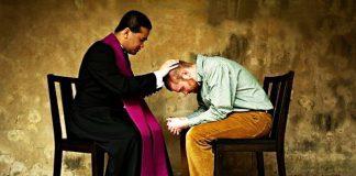 confessar com o padre, sacramento da confissão