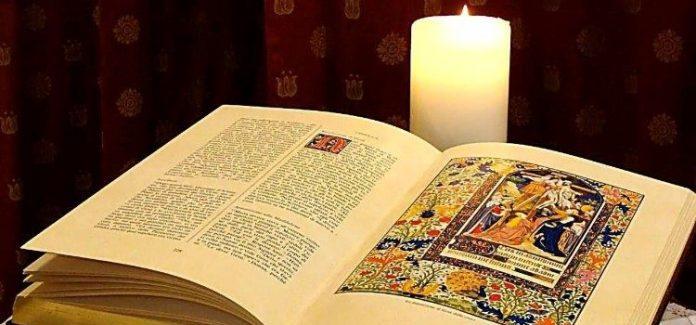 domingo da palavra de Deus a Bíblia