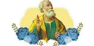 São Pedro sucessor do papa