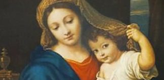 nossa senhora vrigem maria