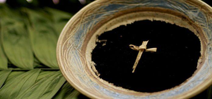 quarta-feira de Cinzas: início da Quaresma