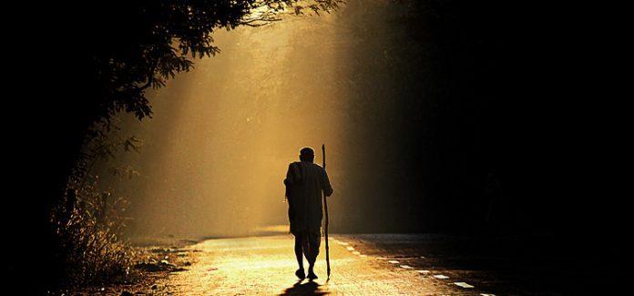 seguir os caminhos do Senhor