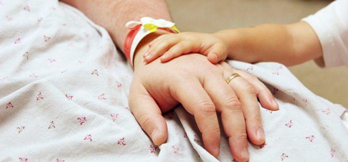 visitar o enfermo no hospital e acamado em casa