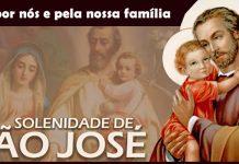 São José e Sagrada família