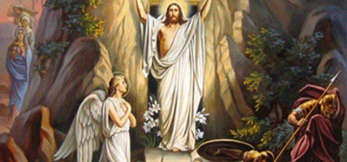 páscoa - Jesus ressuscitou
