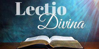 Lectio Divina é um exercício de escuta pessoal da Palavra de Deus