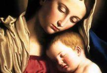Maria, ternura maternal