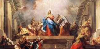 pentecostes a vinda do Espirito Santo