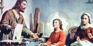 São José operário - O Trabalho expressão do Amor