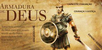 armadura do cristão para vencer os inimigos