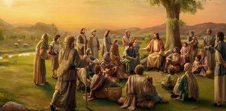 jesus ensina com paráolas