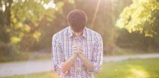 Na oração aumentamos nossa intimidade com Deus