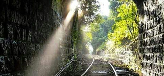 luz no fim do tunel