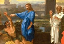 Jesus curou muitos doentes de diversas doenças!
