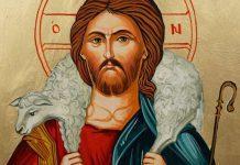 O bom pastor dá a vida por suas ovelhas