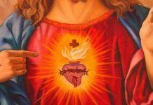 O Sagrado Coração de Jesus